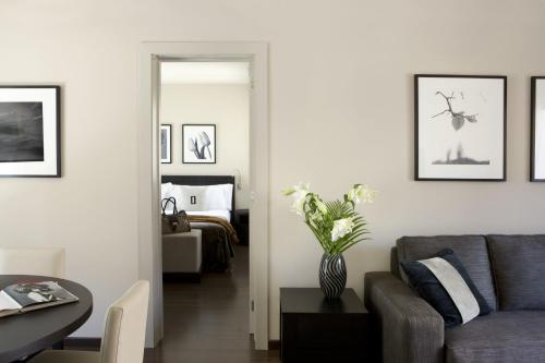 Penthouse-Apartment mit 1 Schlafzimmer Hotel Murmuri Barcelona 11