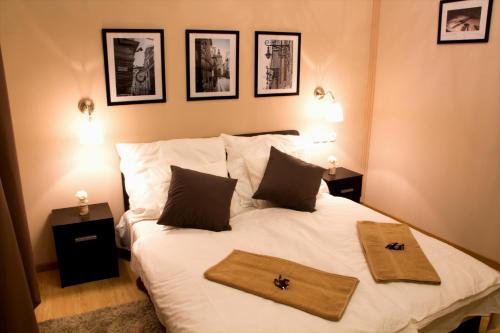Budapest Ville Bed & Breakfast photo 21