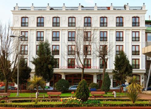 Istanbul Deluxe Golden Horn Sultanahmet Hotel telefon