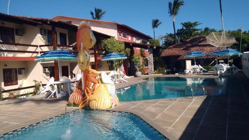 Hotel Taperapuan Praia Hotel