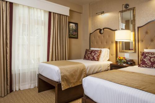 King George Hotel - San Francisco, CA 94102