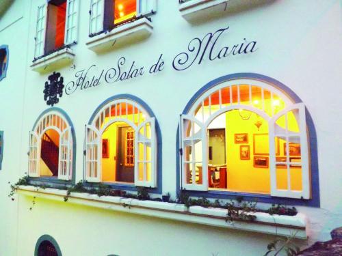 . Hotel Solar de Maria