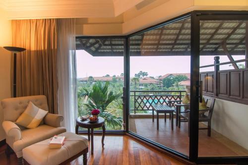 Angkor Palace Resort & Spa foto della camera
