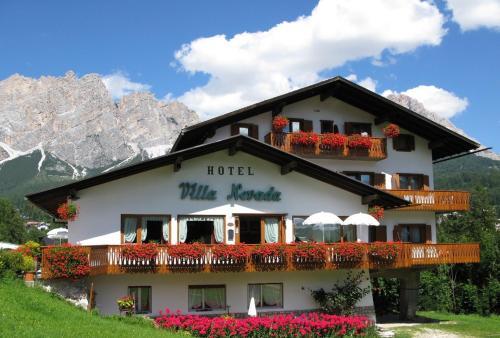 Hotel Villa Nevada Cortina d'Ampezzo