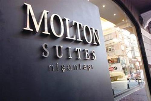 Istanbul Molton Hotel Nisantasi yol tarifi