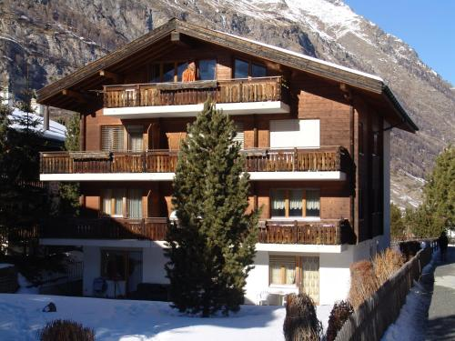 Strahlhorn Zermatt