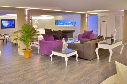 Istanbul Monaco Hotel tatil
