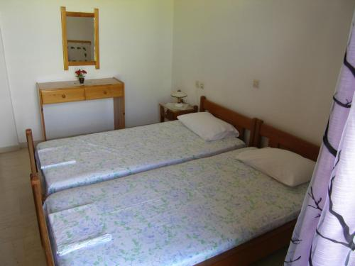 Cameră twin cu terasă (Twin Room with Terrace)