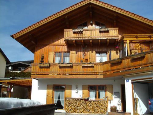 Ferienwohnung Barbara Oberammergau