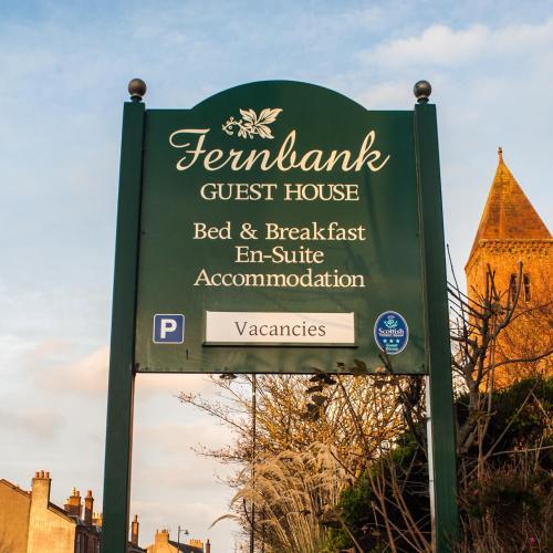 Fernbank Guest House, Prestwick