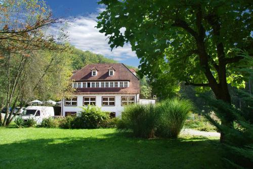 Hotel-overnachting met je hond in Kulinarium an der Glems - Stuttgart