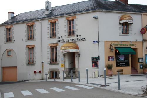 Les Pastels - Hôtel - La Roche-sur-Yon