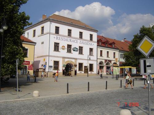 . Hotel Zálozna Boskovice