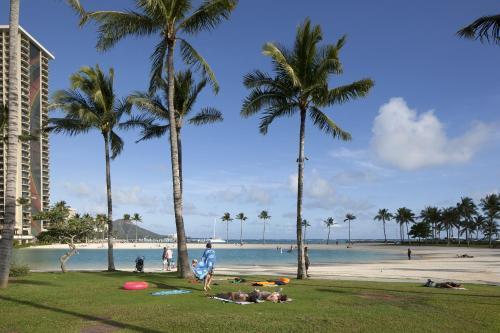 1777 Ala Moana Blvd, Honolulu, Hawaii 96815, United States.