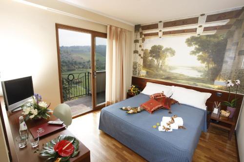 Hotel Il Monte 房间的照片