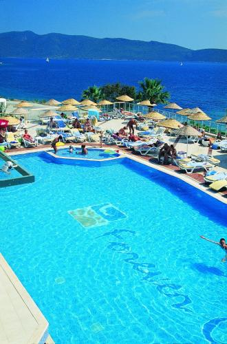 Bodrum City Forever Club - Adult Only harita