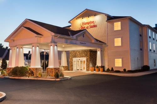 Hampton Inn & Suites Mystic - Mystic, CT 06355