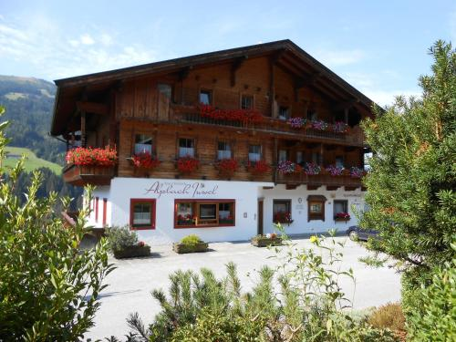 . Aparthaus Alpbach Juwel