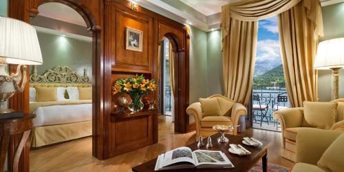 Grand Hotel Tremezzo 房间的照片