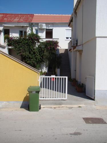Hotel-overnachting met je hond in Apartment Tičić - Povljana