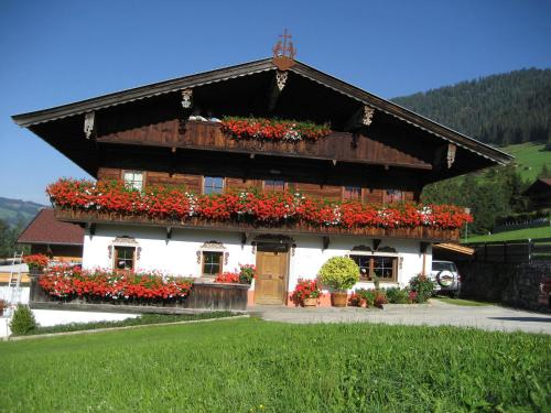 Apartment Acker Alpbach