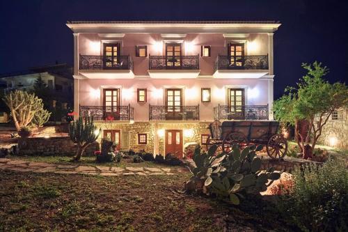 . Archontiko Art Hotel