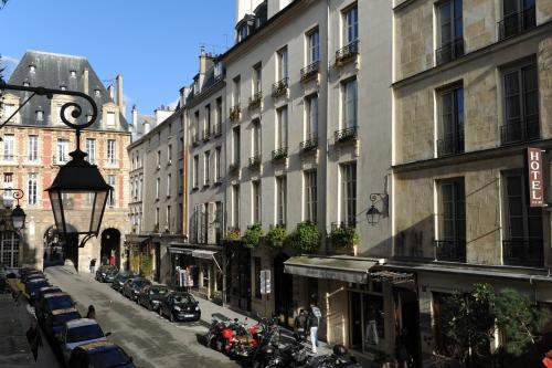Boutique Hotel de la Place des Vosges photo 13