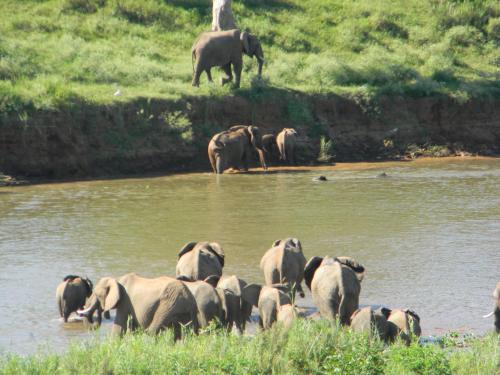 Kruger View Chalets, Malelane, Mpumalanga