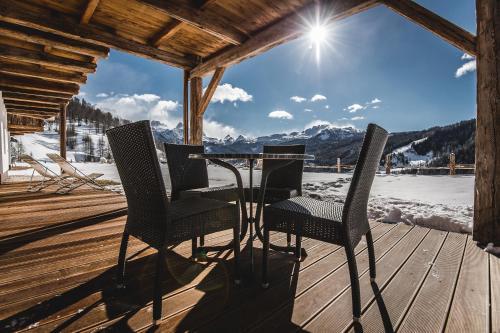 Appartements Chalet Bandiarac Alta Badia-San Cassiano/Sankt Kassian