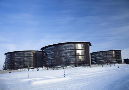 Tahko Spa Hotel, Finland