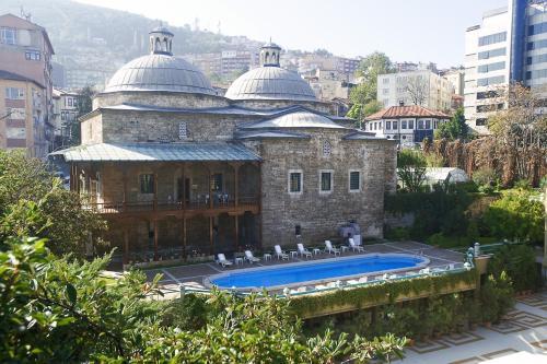 Bursa Kervansaray Thermal Convention Center & Spa rezervasyon