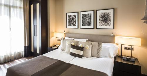 Penthouse-Apartment mit 1 Schlafzimmer Hotel Murmuri Barcelona 14