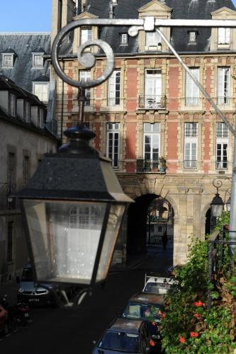 Boutique Hotel de la Place des Vosges photo 16