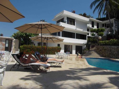 . Penthouse Villas Luna Marina