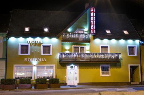 . Rodinný hotel Bohemia