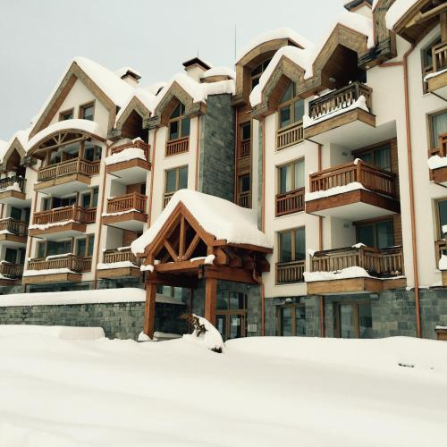 Kevin's Apartment in St John Park Bansko