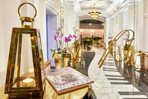 Aria Hotel Budapest by Library Hotel Collection photo 12
