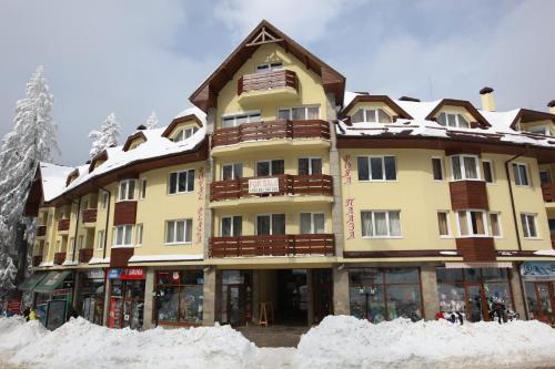. Royal Plaza Apartments Borovets