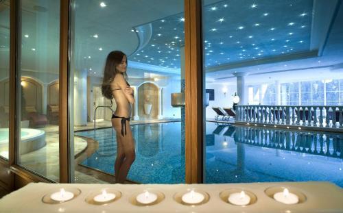 Wellness Hotel Gran Risa***S Alta Badia-La Villa/Stern