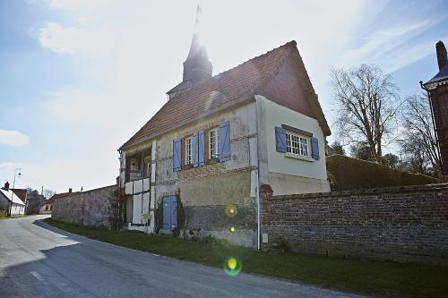 Gîte du Presbytère de L'Abbé L'Hermina - Location saisonnière - Saint-Martin-le-Gaillard