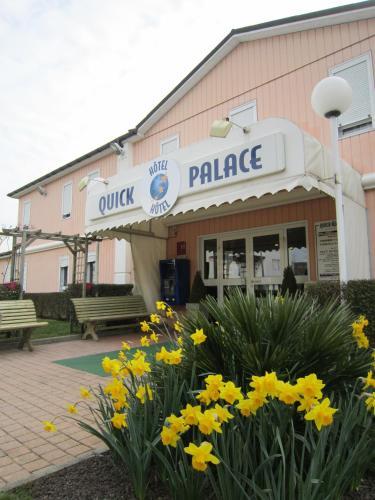 Quick Palace Nantes La Beaujoire - Hôtel - Nantes