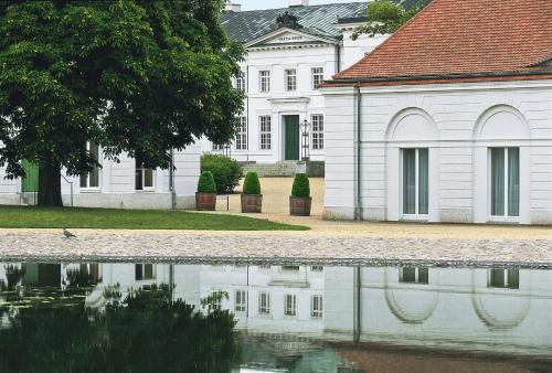Kasteel-overnachting met je hond in Hotel Schloss Neuhardenberg - Neuhardenberg