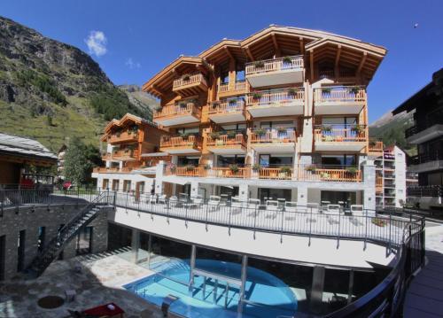 Alpenhotel Fleurs de Zermatt Zermatt