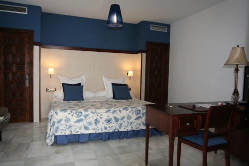 Suite Junior (3 adultos) Palacio San Bartolomé 14