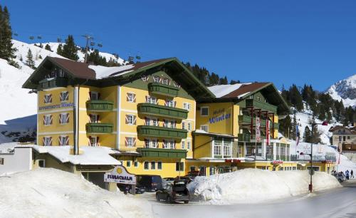 Hotel Appartement Winter Obertauern