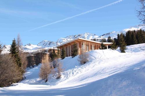 . L'Aiguille Grive Chalets Hotel