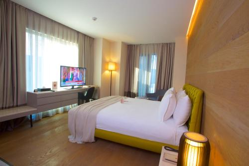 Dosso Dossi Hotels & Spa Downtown 房间的照片