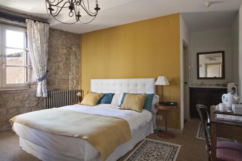 Habitación Doble Especial - 1 o 2 camas Hospedería Señorío de Briñas 11