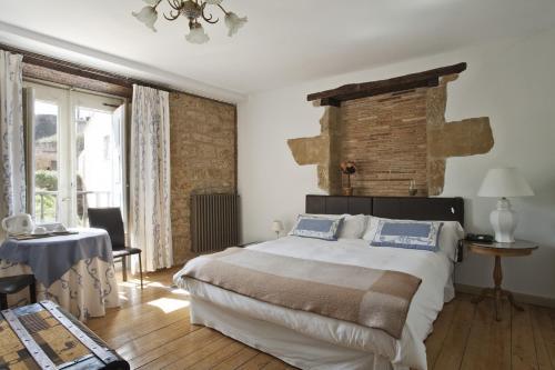 Habitación Doble Especial - 1 o 2 camas Hospedería Señorío de Briñas 8