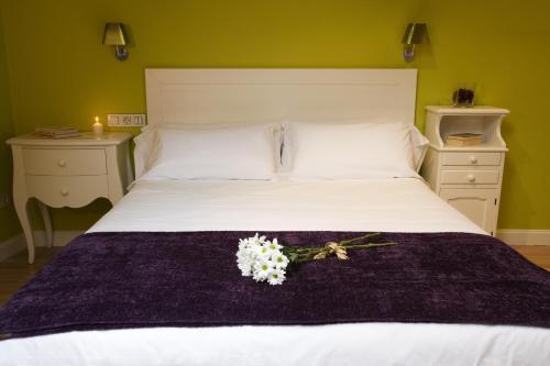Habitación Doble Especial - 1 o 2 camas Hospedería Señorío de Briñas 6